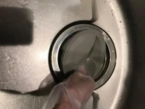 排水口カバー