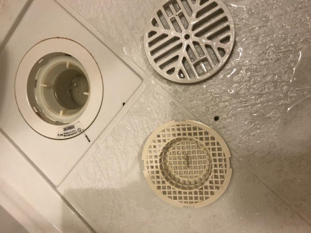 バスマジックリン お風呂排水口