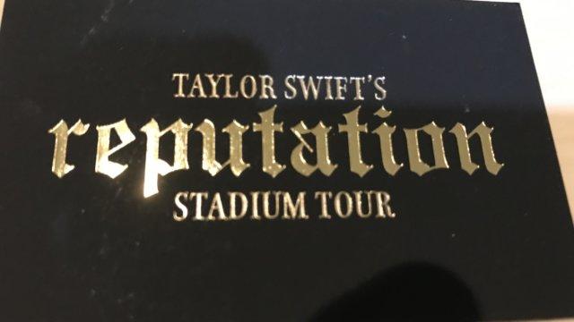 Taylor Swift reputation 特典