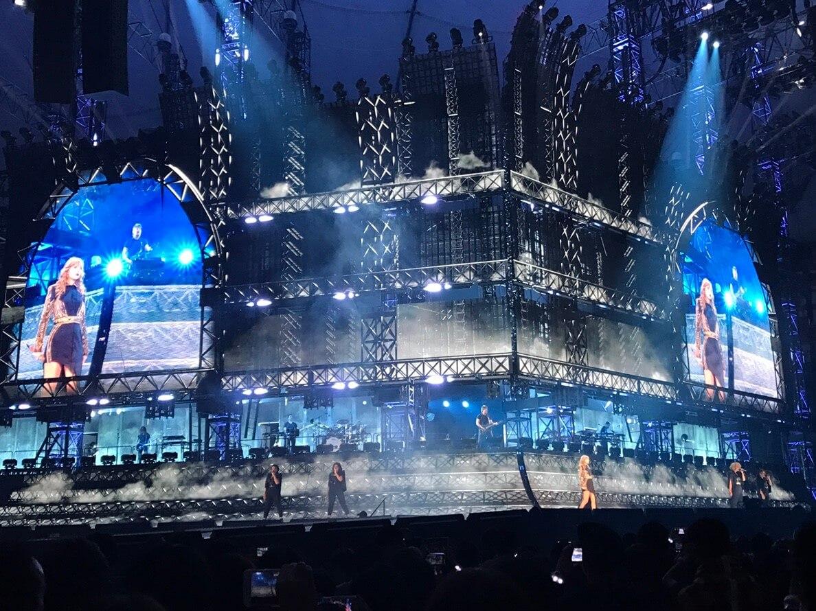 テイラースウィフト レピュテーションスタジアムツアー 東京ドーム日本公演